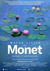 Arts in Cinema: Water Lilies by Monet - The Magic of Water and Light