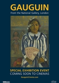 Arts in Cinema: Gauguin - From the National Gallery London