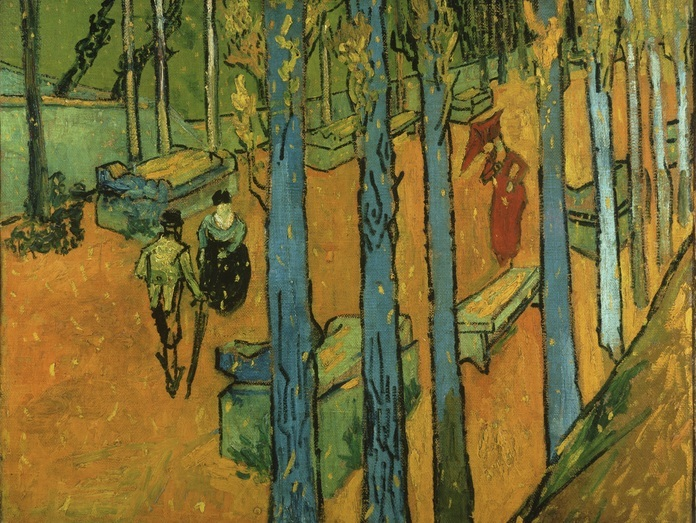 Arts in Cinema: Van Gogh: Of Wheat Fields and Clouded Skies