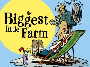 Openluchtvoorstelling 'The Biggest Little Farm'